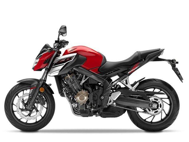 Bộ đôi mô tô tầm trung Honda CBR650F và CB650F 2017 được bày bán, giá từ 193 triệu Đồng - Ảnh 3.