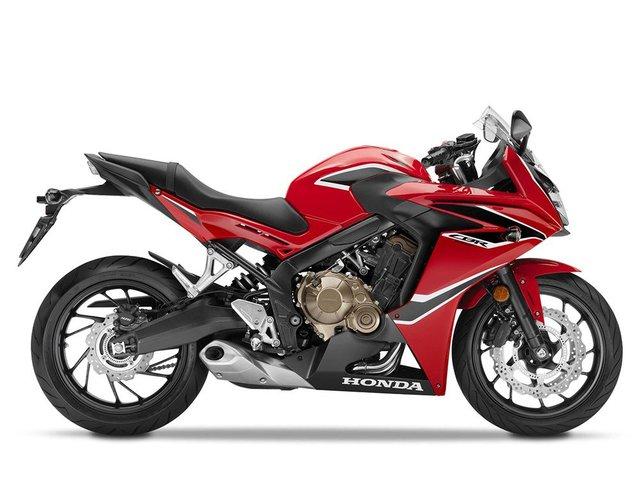 Bộ đôi mô tô tầm trung Honda CBR650F và CB650F 2017 được bày bán, giá từ 193 triệu Đồng - Ảnh 4.