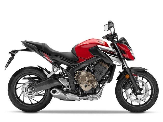 Bộ đôi mô tô tầm trung Honda CBR650F và CB650F 2017 được bày bán, giá từ 193 triệu Đồng - Ảnh 5.