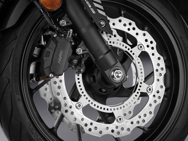 Bộ đôi mô tô tầm trung Honda CBR650F và CB650F 2017 được bày bán, giá từ 193 triệu Đồng - Ảnh 7.
