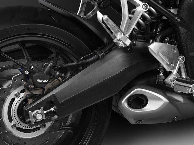 Bộ đôi mô tô tầm trung Honda CBR650F và CB650F 2017 được bày bán, giá từ 193 triệu Đồng - Ảnh 8.