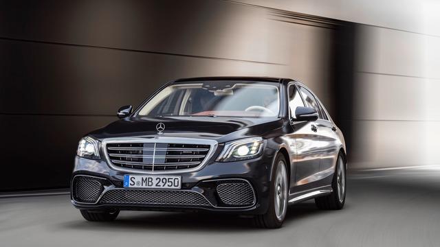 Chi tiết cặp xe sang thể thao Mercedes-AMG S63 và S65 2018 - Ảnh 5.