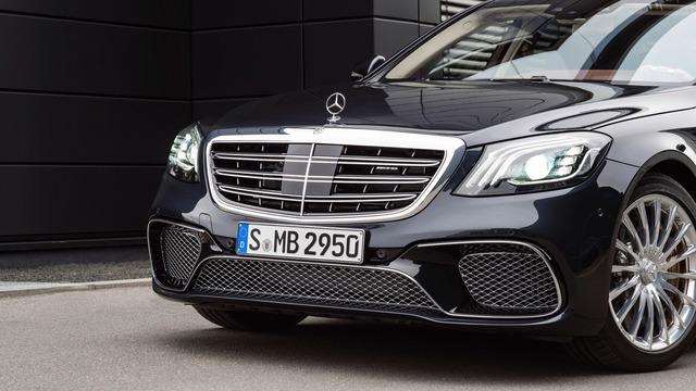Chi tiết cặp xe sang thể thao Mercedes-AMG S63 và S65 2018 - Ảnh 6.