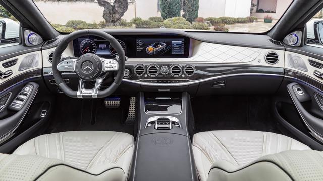 Chi tiết cặp xe sang thể thao Mercedes-AMG S63 và S65 2018 - Ảnh 11.