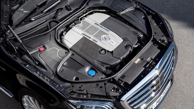 Chi tiết cặp xe sang thể thao Mercedes-AMG S63 và S65 2018 - Ảnh 14.