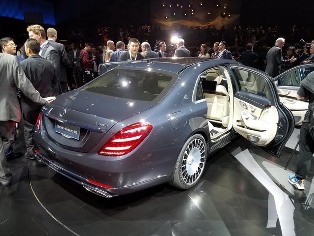 Đây là Mercedes-Benz S-Class 2018 sẽ khiến nhiều người phát hờn - Ảnh 2.