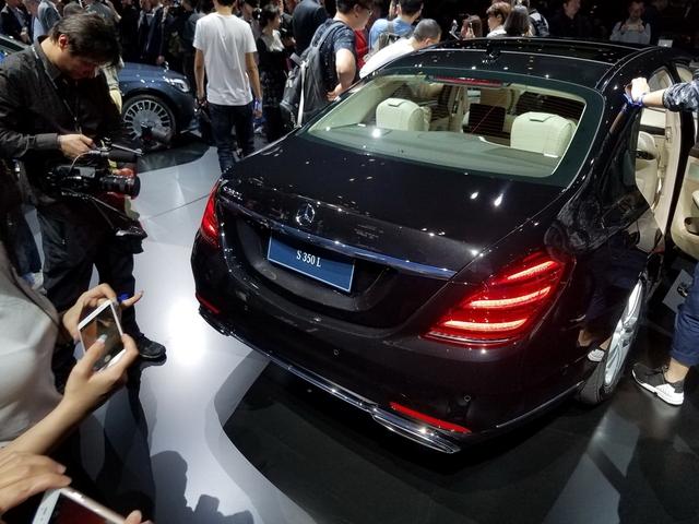 Đây là Mercedes-Benz S-Class 2018 sẽ khiến nhiều người phát hờn - Ảnh 4.