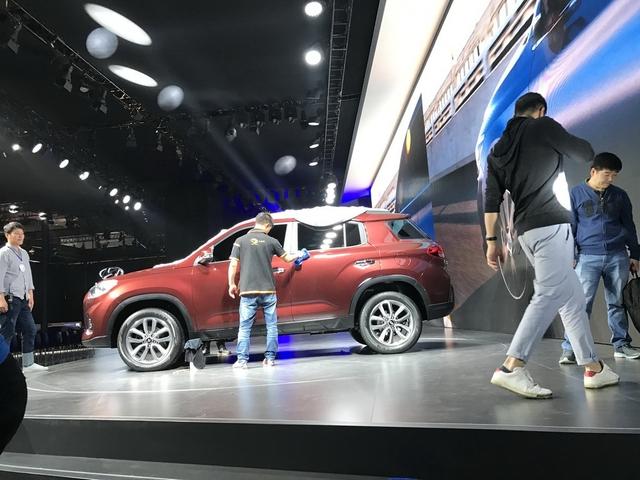Hyundai ix35 2017 hiện nguyên hình, cạnh tranh Honda CR-V - Ảnh 2.