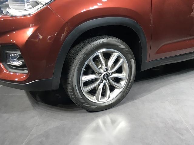 Hyundai ix35 2017 hiện nguyên hình, cạnh tranh Honda CR-V - Ảnh 9.