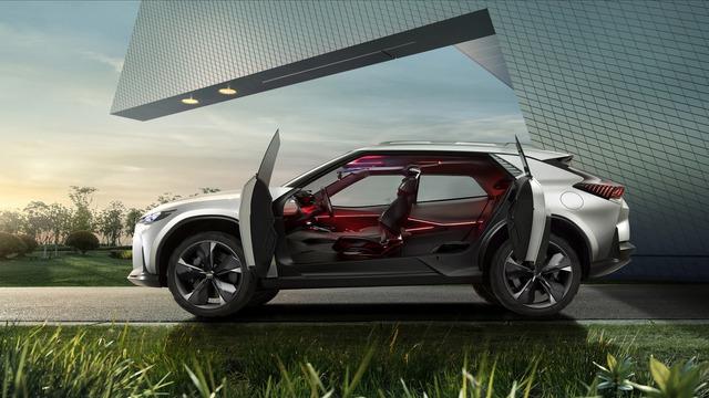 Chevrolet FNR-X - Xe crossover cực ngầu nhưng chỉ ra đời cho vui - Ảnh 8.