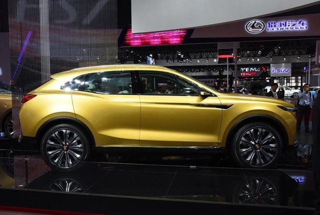 Hồng Kỳ ra mắt xe SUV mới với thiết kế táo bạo - Ảnh 6.