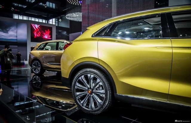 Hồng Kỳ ra mắt xe SUV mới với thiết kế táo bạo - Ảnh 7.