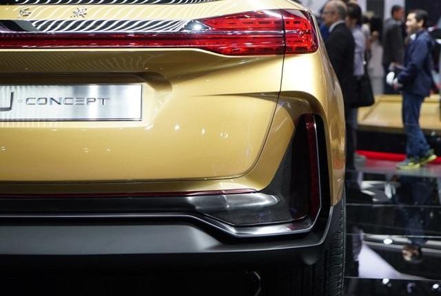 Hồng Kỳ ra mắt xe SUV mới với thiết kế táo bạo - Ảnh 13.