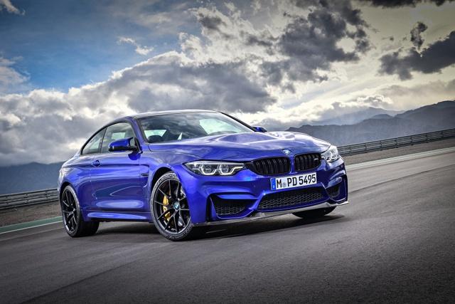 Làm quen với một BMW M4 mạnh mẽ và ấn tượng hơn - Ảnh 2.