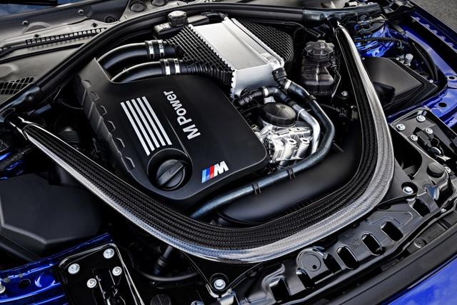 Làm quen với một BMW M4 mạnh mẽ và ấn tượng hơn - Ảnh 3.