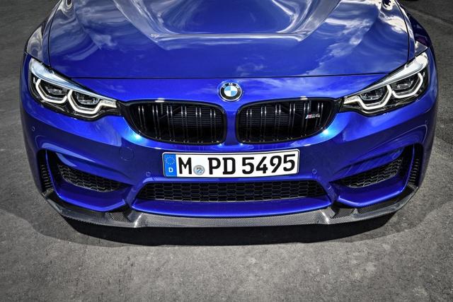 Làm quen với một BMW M4 mạnh mẽ và ấn tượng hơn - Ảnh 9.