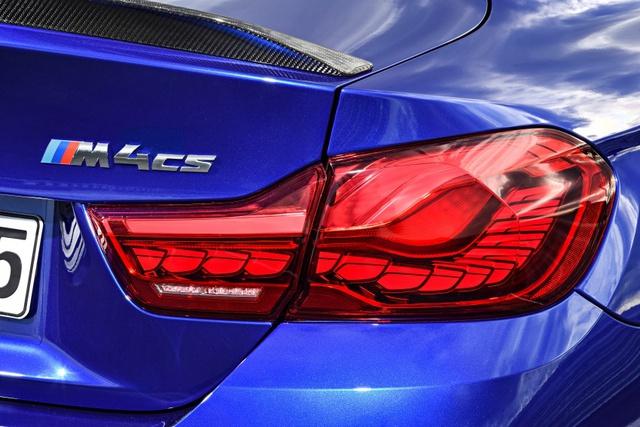 Làm quen với một BMW M4 mạnh mẽ và ấn tượng hơn - Ảnh 11.
