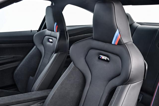 Làm quen với một BMW M4 mạnh mẽ và ấn tượng hơn - Ảnh 15.