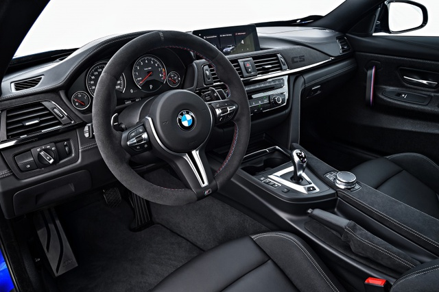 Làm quen với một BMW M4 mạnh mẽ và ấn tượng hơn - Ảnh 17.