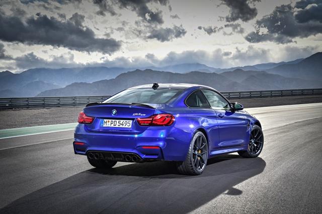 Làm quen với một BMW M4 mạnh mẽ và ấn tượng hơn - Ảnh 18.