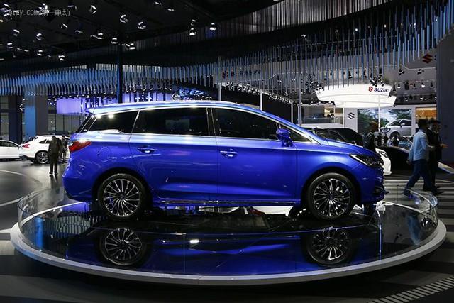 Đây là mẫu xe MPV mới gợi liên tưởng đến Toyota Innova 2017 - Ảnh 3.