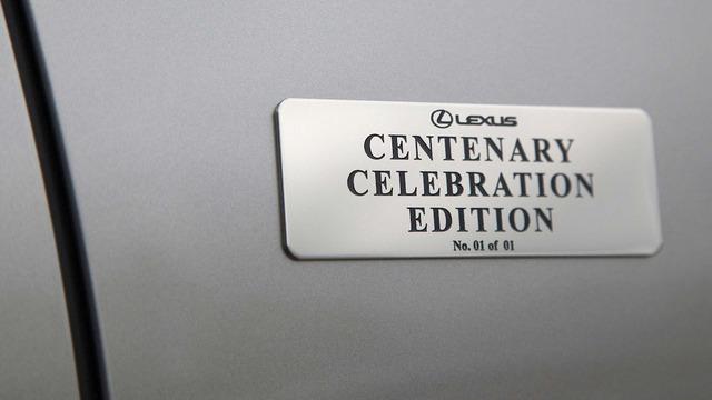 Chiếc Lexus LS hàng thửa mừng đại thọ 100 tuổi của khách hàng trung thành - Ảnh 3.