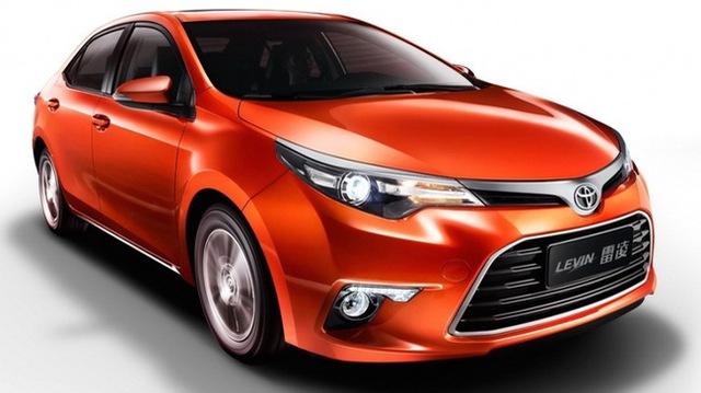 Làm quen với một Toyota Corolla 2017 mang thiết kế khác biệt - Ảnh 2.