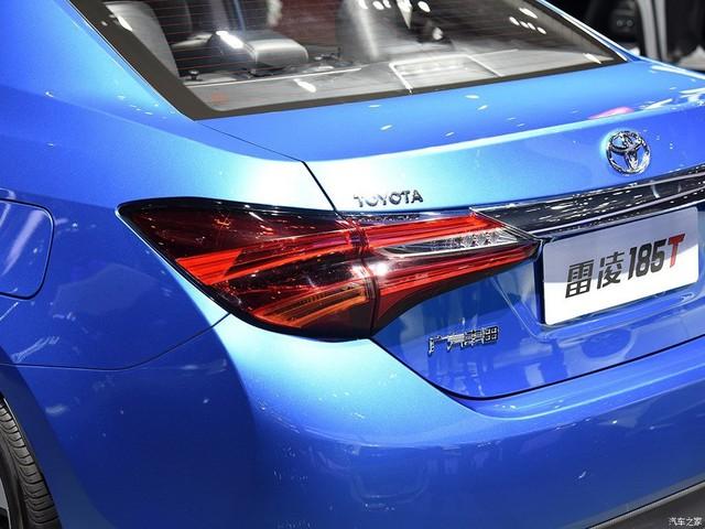Làm quen với một Toyota Corolla 2017 mang thiết kế khác biệt - Ảnh 8.