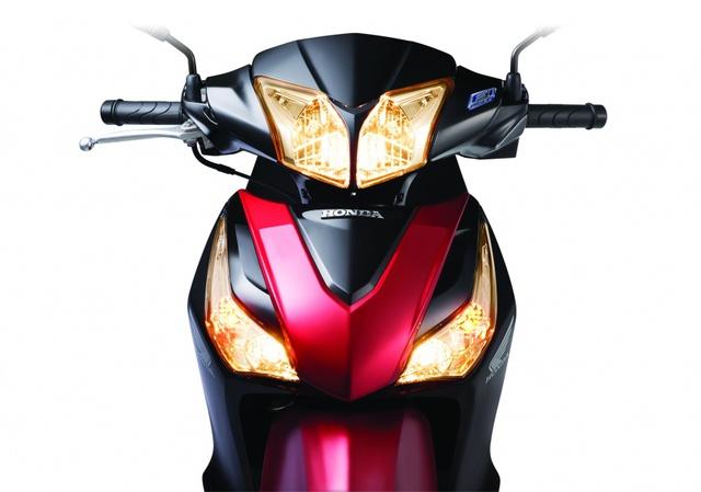 Honda ra mắt xe máy Wave 125i 2017, giá từ 32,7 triệu Đồng - Ảnh 9.