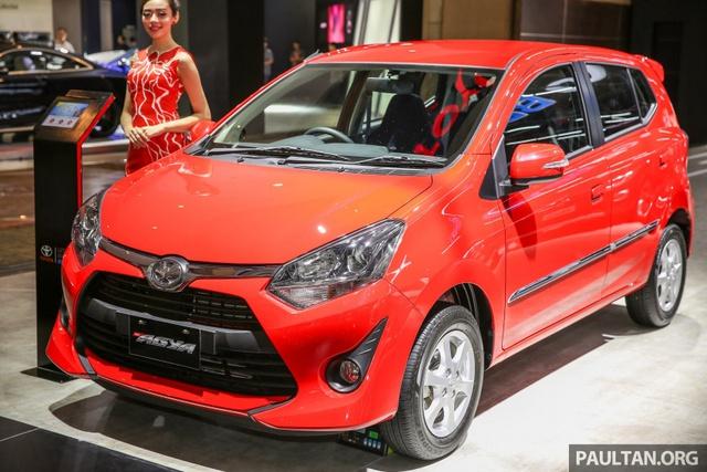 Cận cảnh cặp đôi xe siêu rẻ, giá chưa đến 200 triệu Đồng, của Toyota - Ảnh 1.