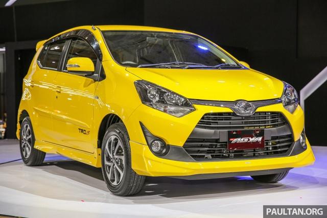 Cận cảnh cặp đôi xe siêu rẻ, giá chưa đến 200 triệu Đồng, của Toyota - Ảnh 6.