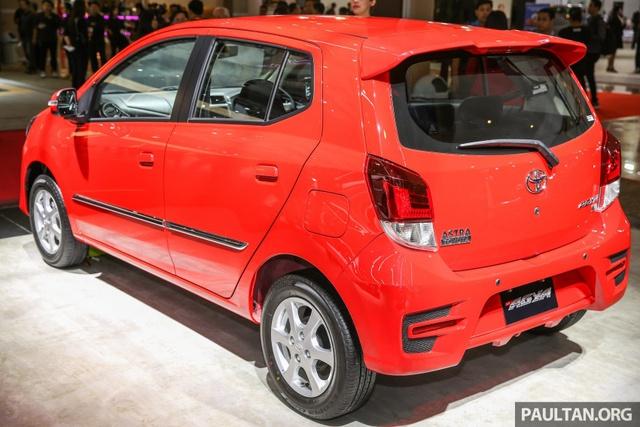 Cận cảnh cặp đôi xe siêu rẻ, giá chưa đến 200 triệu Đồng, của Toyota - Ảnh 8.