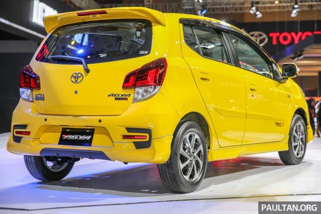 Cận cảnh cặp đôi xe siêu rẻ, giá chưa đến 200 triệu Đồng, của Toyota - Ảnh 9.