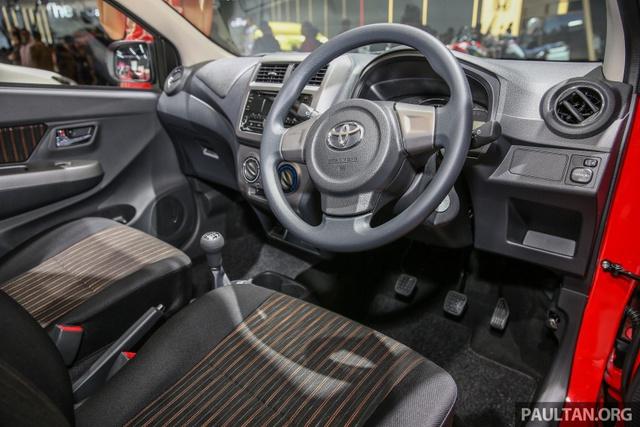 Cận cảnh cặp đôi xe siêu rẻ, giá chưa đến 200 triệu Đồng, của Toyota - Ảnh 11.