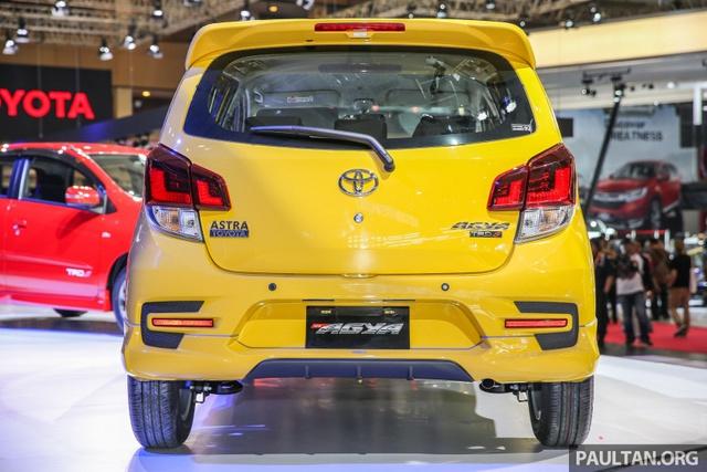 Cận cảnh cặp đôi xe siêu rẻ, giá chưa đến 200 triệu Đồng, của Toyota - Ảnh 18.