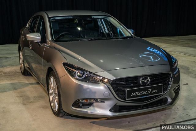 Mazda3 2017 liên tục ra mắt Đông Nam Á khiến người Việt sốt xình xịch - Ảnh 1.