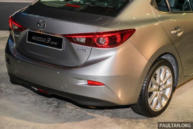 Mazda3 2017 liên tục ra mắt Đông Nam Á khiến người Việt sốt xình xịch - Ảnh 7.