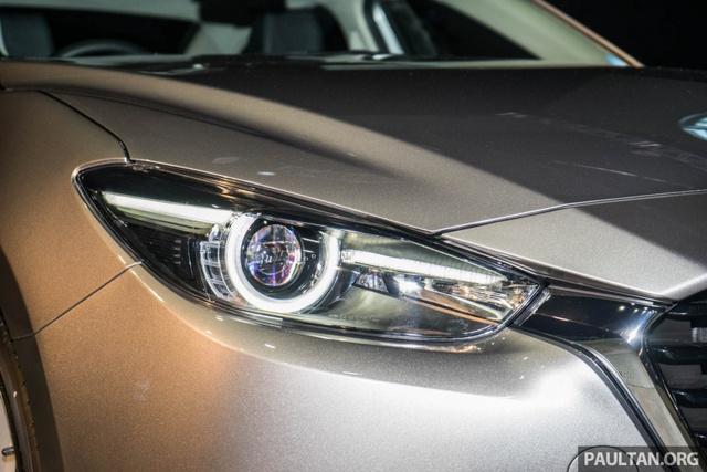 Mazda3 2017 liên tục ra mắt Đông Nam Á khiến người Việt sốt xình xịch - Ảnh 17.
