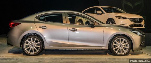 Mazda3 2017 liên tục ra mắt Đông Nam Á khiến người Việt sốt xình xịch - Ảnh 19.
