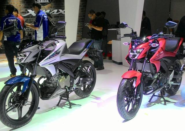 Xe côn tay Yamaha V-Ixion 2017 chính thức được vén màn, giá từ 44,3 triệu Đồng - Ảnh 1.