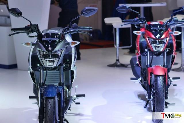 Xe côn tay Yamaha V-Ixion 2017 chính thức được vén màn, giá từ 44,3 triệu Đồng - Ảnh 4.