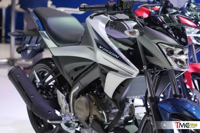 Xe côn tay Yamaha V-Ixion 2017 chính thức được vén màn, giá từ 44,3 triệu Đồng - Ảnh 5.