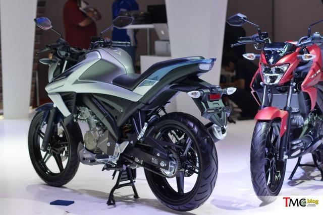 Xe côn tay Yamaha V-Ixion 2017 chính thức được vén màn, giá từ 44,3 triệu Đồng - Ảnh 7.