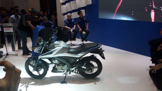 Xe côn tay Yamaha V-Ixion 2017 chính thức được vén màn, giá từ 44,3 triệu Đồng - Ảnh 8.