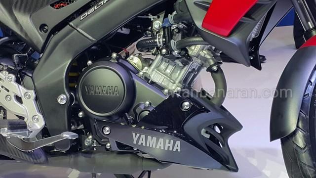 Xe côn tay Yamaha V-Ixion 2017 chính thức được vén màn, giá từ 44,3 triệu Đồng - Ảnh 9.