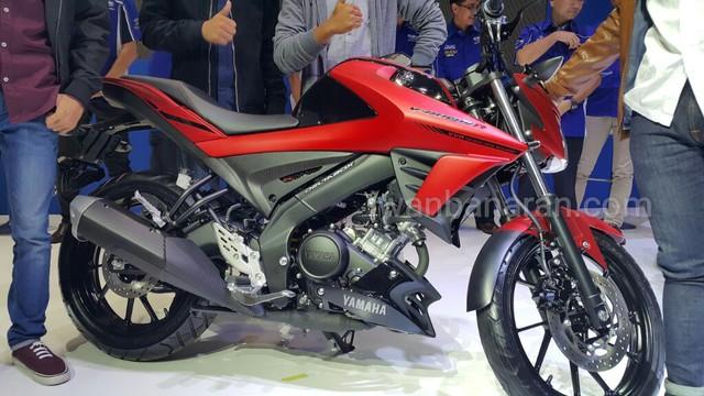 Xe côn tay Yamaha V-Ixion 2017 chính thức được vén màn, giá từ 44,3 triệu Đồng - Ảnh 11.