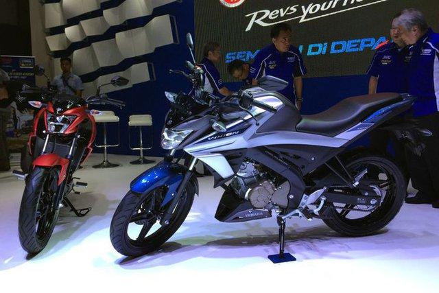 Xe côn tay Yamaha V-Ixion 2017 chính thức được vén màn, giá từ 44,3 triệu Đồng - Ảnh 15.