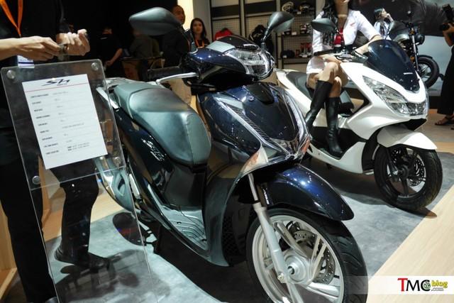 Honda SH150i 2017 sản xuất tại Việt Nam ra mắt Indonesia với giá rẻ hơn - Ảnh 1.