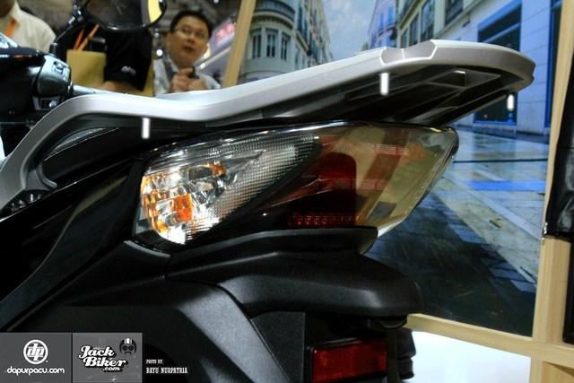 Honda SH150i 2017 sản xuất tại Việt Nam ra mắt Indonesia với giá rẻ hơn - Ảnh 8.