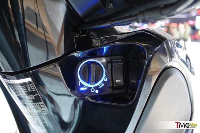 Honda SH150i 2017 sản xuất tại Việt Nam ra mắt Indonesia với giá rẻ hơn - Ảnh 10.